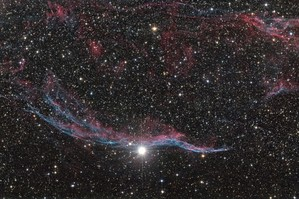 Veil Nebula  Cirrusnebel