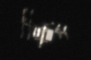 ISS from 7 June 2013